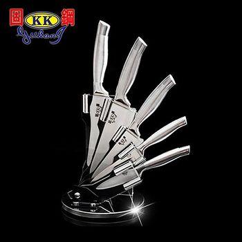 固鋼 一體成型醫療級不鏽鋼刀 -六件組