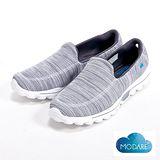 W&M (男)MODARE 超彈力舒適針織增高鞋男鞋-灰