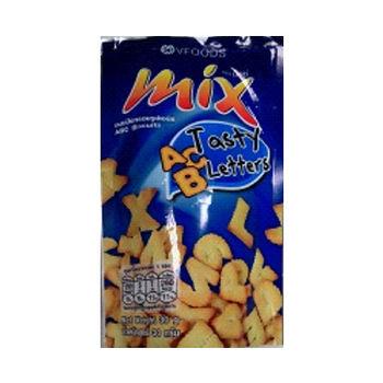 MIX ABC餅乾   30g