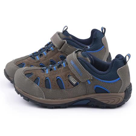 Merrell 大童 戶外多功能透氣運動鞋ML54708-淺咖