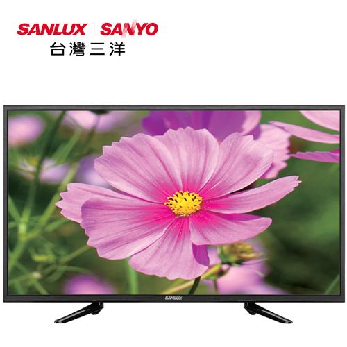 SANYO/SANLUX台灣三洋 39吋LED液晶顯示器+視訊盒(SMT-39MV7) 送安裝