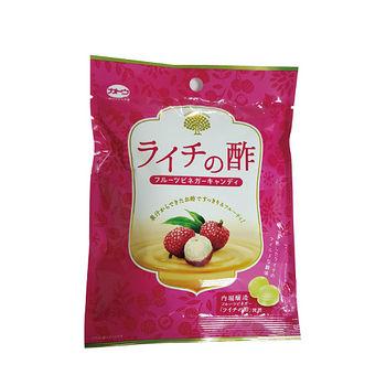 加藤荔枝果醋糖 60g