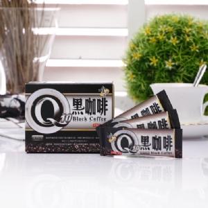 【啡茶不可】Q10黑咖啡(15包入)