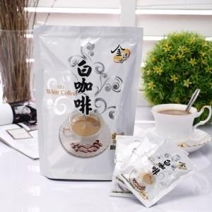 【啡茶不可】白咖啡 (15包入)