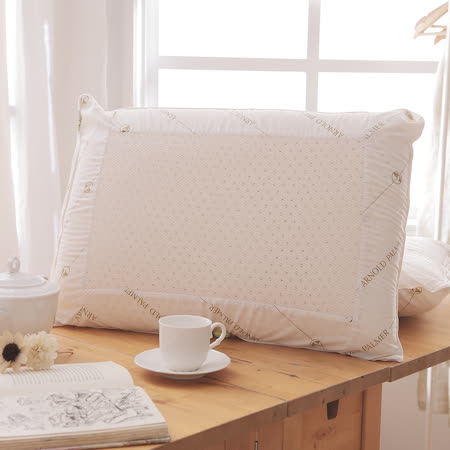 HO KANG 結構透氣網乳膠枕(1入)