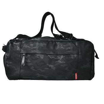 NCAA NCAA迷彩藍兩用旅行袋 -黑色