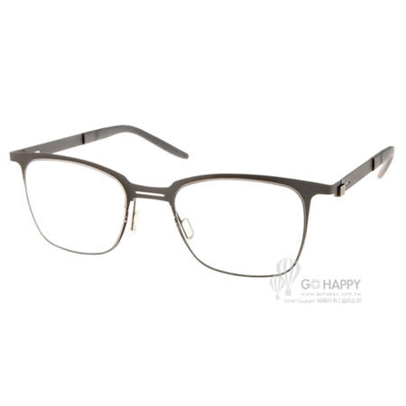 MARKUS T眼鏡 德國工藝設計(灰) #MT332 C015