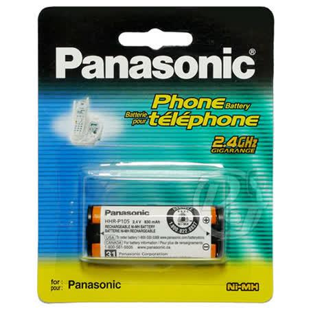 國際牌 Panasonic 無線電話原廠電池 HHR-P105