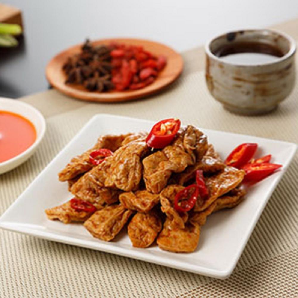 ~上海老天祿祿大~豆腐皮^(360g^)
