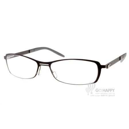 MARKUS T眼鏡 德國工藝設計(黑) #MTT310 C007