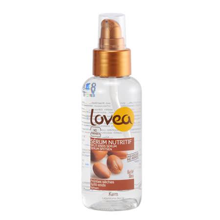 Lovea乳油木亮絲柔髮精華液