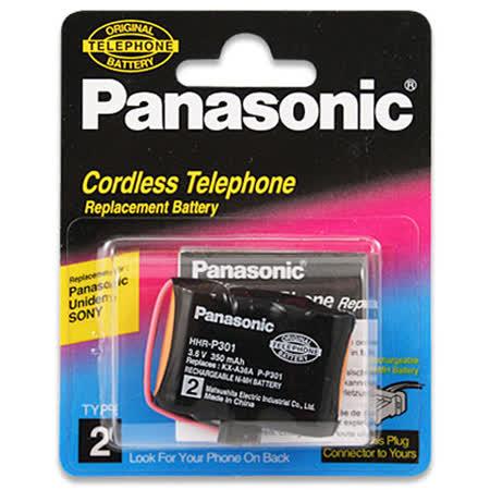 國際牌 Panasonic 無線電話原廠電池 HHR-P301