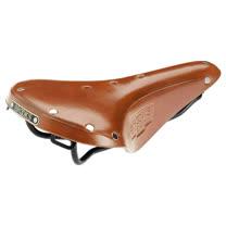 BROOKS Classic B17 STANDARD 鐵弓座墊-蜂蜜色