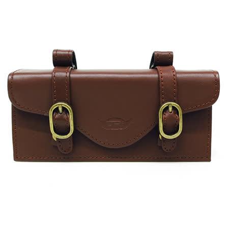 【ORI】真皮皮革座墊袋/工具包