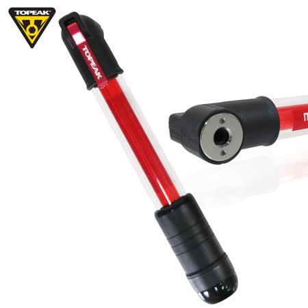 TOPEAK MiniRocket iGlow 車燈式打氣筒