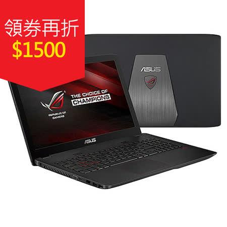 【ASUS華碩】GL552VW 15.6吋FHD i7-6700HQ 1TB+128SSD GTX960 2G Win10獨顯強悍效能電競筆電
