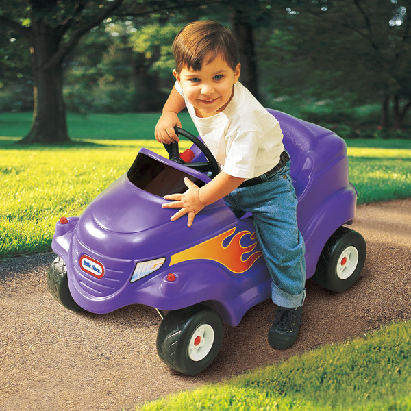 ~ Weplay ~Little Tikes 敞篷腳行車~紫色 32004867