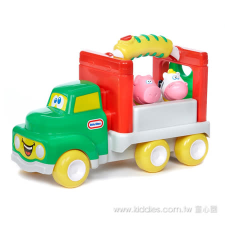 【 Weplay 】Little Tikes 農場卡車 773061903-1