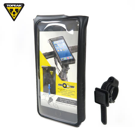 TOPEAK SmartPhone DryBag iPhone 6Plus/7Plus用智慧型手機套-黑