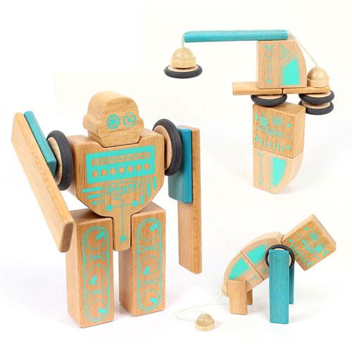 Ming Ta 磁力積木機器人系列20pcs