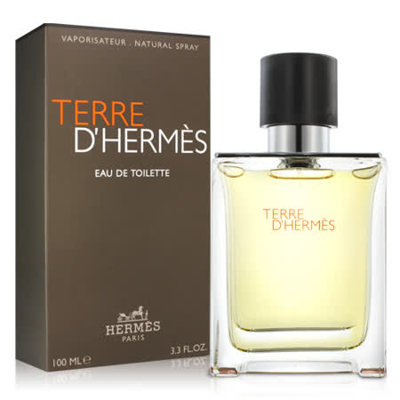 HERMES 愛馬仕 Terre D Hermes 大地男性淡香水(100ml)