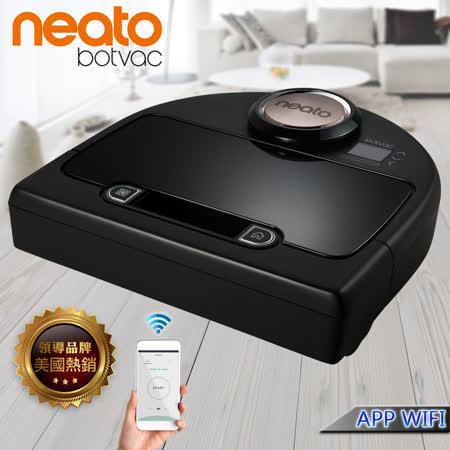 美國 Neato Botvac Connected Wifi遙控 雷射掃描掃地機器人吸塵器