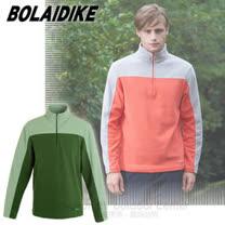 【波萊迪克bolaidike】男新款 輕量保暖透氣刷毛衣_TP269 綠