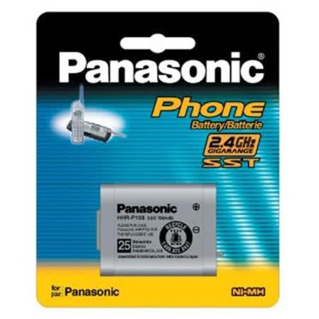 國際牌 Panasonic 無線電話原廠電池 HHR-P103