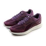 (女)PUMA IGNITE PWRWARM WNS 慢跑鞋 暗紫/白-18811301
