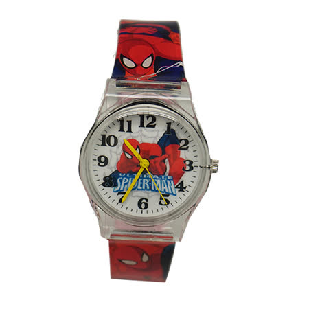 【Marvel】卡通錶(大)---帥氣蜘蛛人