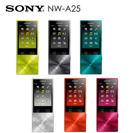 SONY NW-A25 Walkman 數位隨身聽
