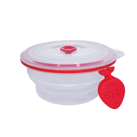 Lexngo 可折疊多功能調理盒-附香草袋 800ml