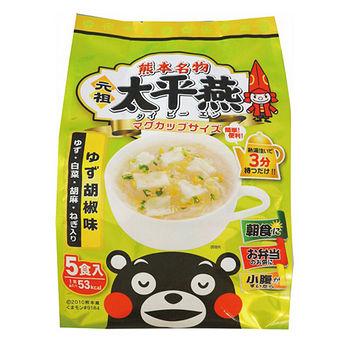 ikeda日本熊本太平燕即食春雨-柚子胡椒 16.8G×5包