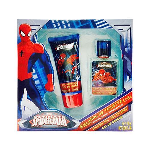 Marvel Ultimate Spiderman 蜘蛛人男性淡香水禮盒(淡香水 25ml / 沐浴乳 60ml)
