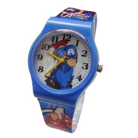 【Marvel-漫威】卡通錶(大)---神勇美國隊長
