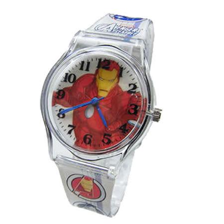 【Marvel-漫威】卡通錶(大)---酷帥鋼鐵人