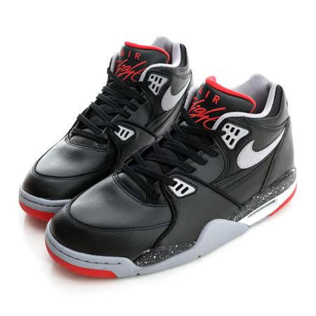 NIKE (男)籃球鞋-黑-306252026