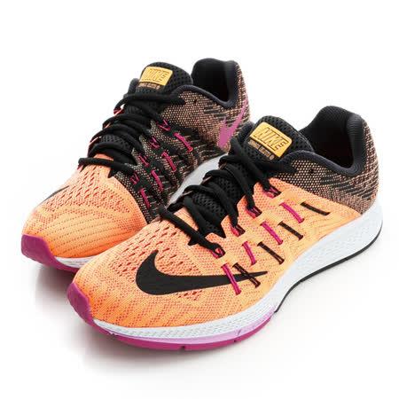 NIKE (女)慢跑鞋-橘-748589805
