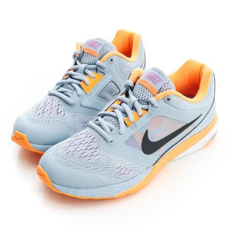 NIKE (女)慢跑鞋-灰-749175400