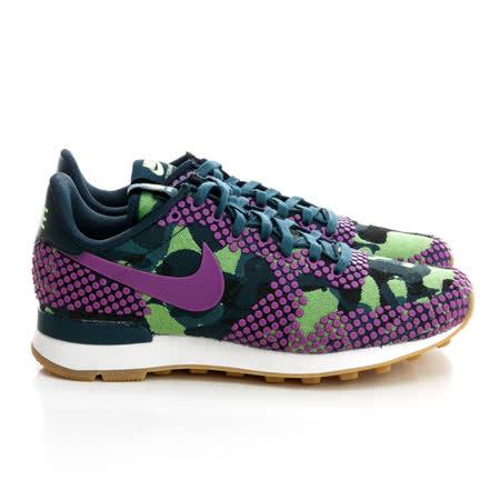 NIKE (女)慢跑鞋-紫-807407300