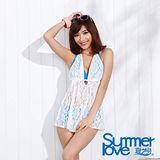 【SUMMERLOVE夏之戀】夢幻時尚外搭罩衫(E15722)