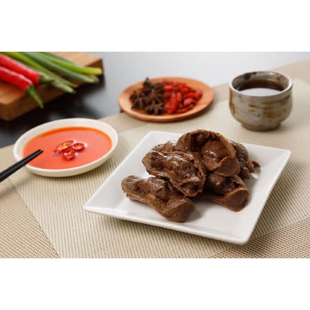 上海老天祿第二代的店 滷味 雞胗  (9入)