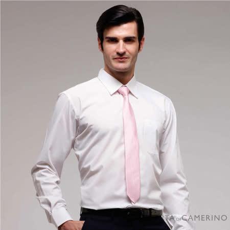 ROBERTA諾貝達 台灣製 商務必備 基本款長袖襯衫 RDB86-91白色