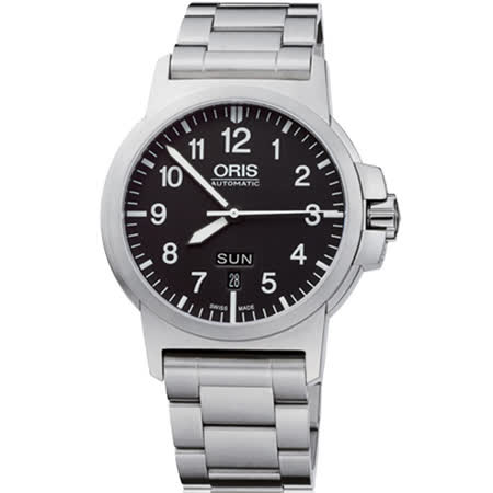 Oris BC3 Advanced日曆星期錶 0173576414164-0782203