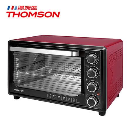 【THOMSON 湯姆盛】30L雙溫控旋風烤箱(SA-T02)