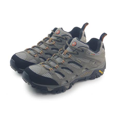 (男)MERRELL MOAB GORE-TEX 戶外鞋 咖啡-ML87107