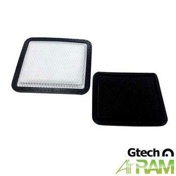 英國 Gtech AirRam 原廠專用 HEPA 濾網 (2片裝)