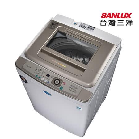 SANLUX台灣三洋13公斤超音波單槽洗衣機SW-13UF8
