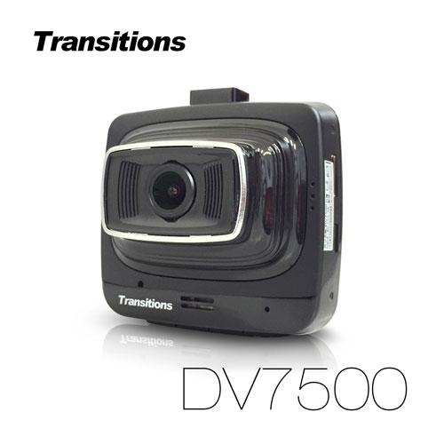 全視線 DV7500 1080P 聯詠96655 SONY感光元件 日本A級鍍膜玻璃鏡頭 響尾蛇行車記錄器行車記錄器(送16G TF卡)