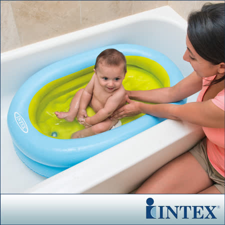 【INTEX】外出用-幼兒充氣浴盆/浴池